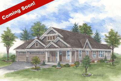 new Pratt Homes model home at The Royal in Lake Elmo