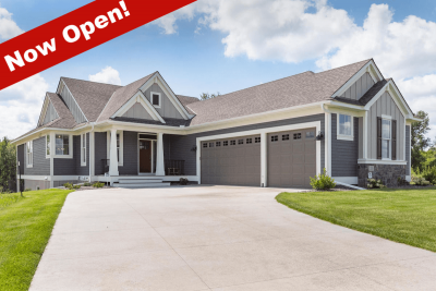 model home for sale in Lake Elmo