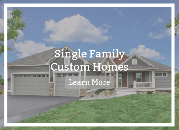 custom home builders in Hugo Minnesota