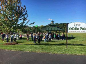 McCollar Park Fable Hill in Hugo MN