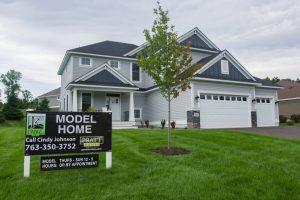 Pratt Homes Fable Hill single family home for sale