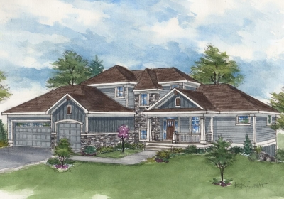 Custom Home Builders in White Bear Lake