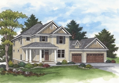 custom home builders in White Bear Lake Minnesota