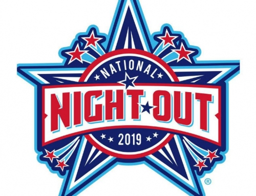 National Night Out is August 6th, 2019
