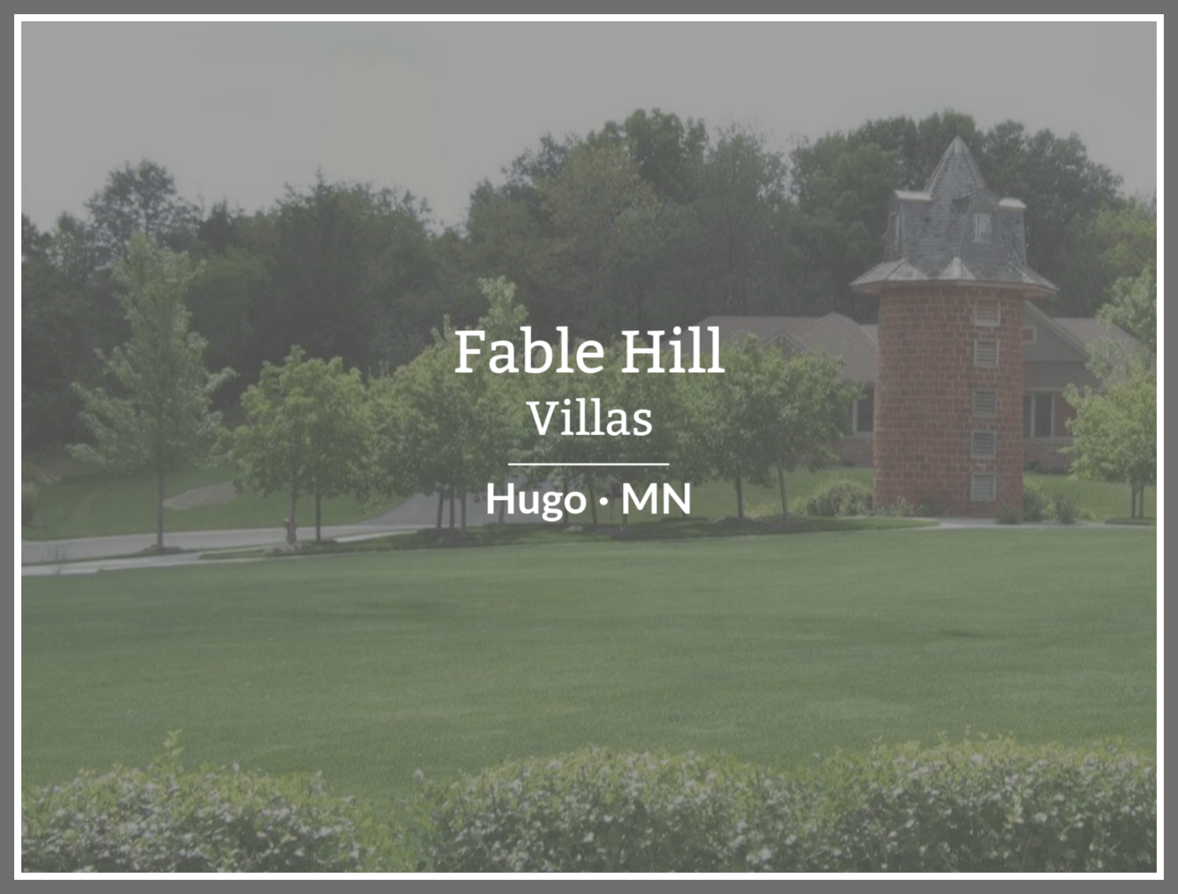 Custom Home builders in Fable Hill Hugo Minnesota