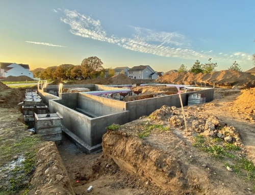 Building Your Dream Home Step by Step: Foundation
