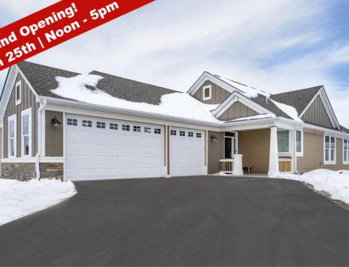 Grand Opening of Newest Villa Model in Fable Hill | January 25th