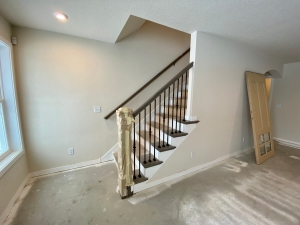 executive model home for sale in Twenty One Oaks of Woodbury