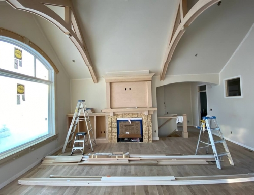 Building Your Dream Home Step by Step: Interior Finish