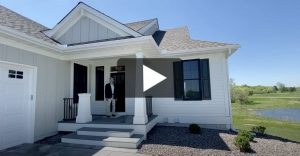 custom Pratt Home in Lake Elmo MN
