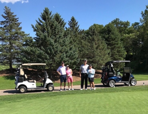 Third Annual Pratt Homes Invitational Golf Event