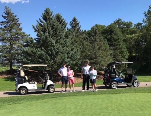 Third Annual Pratt Homes Invitational Golf Event