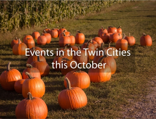 Events in the Twin Cities this October 2020