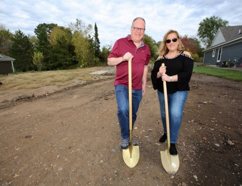 Groundbreaking at The Royal of Lake Elmo
