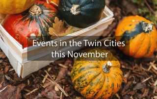 events in the twin cities this November