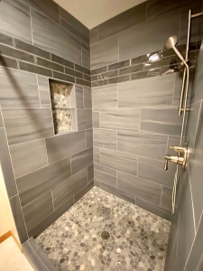Twin Cities Bathroom Remodel with Walk-in Tub