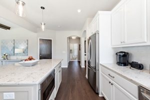 new model home in Fable Hill of Hugo MN
