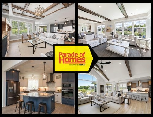 Final Weekend of the Parade of Homes Fall Tour