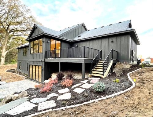 Offsite Custom Home