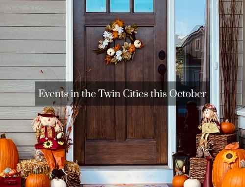 Events in the Twin Cities this October 2021